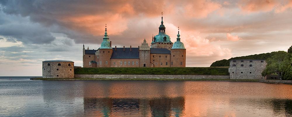 Kalmar Slott och Kalmars historia