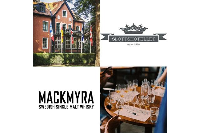 Provning med Mackmyra